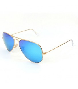 Ray Ban Aviator Azul espejo 58mm