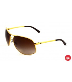 Ray Ban 3387 001/13 Marrón degradado