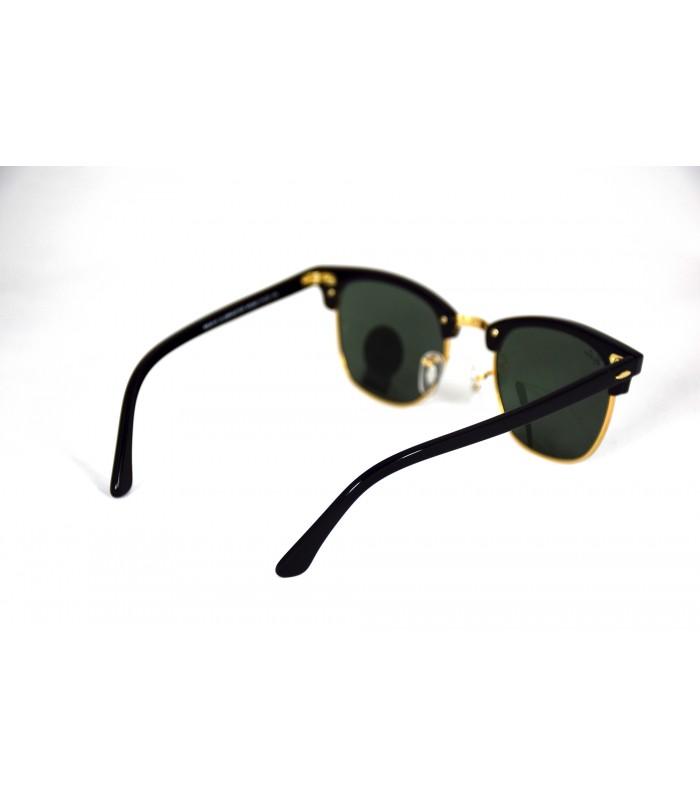 lentes ray ban marco dorado