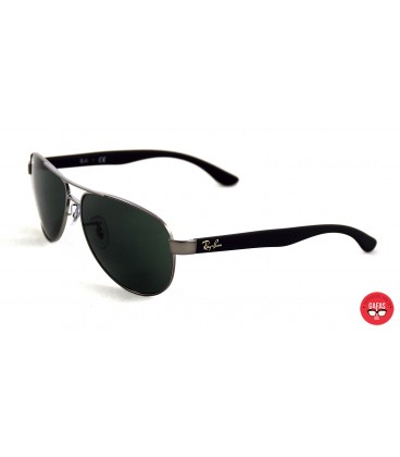 47282a284a Gafas Ray Ban 3457, Color 133/71 Montura Gun Metal
