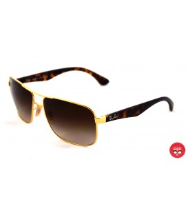 Ray Ban 3516 001/13 Marrón degradado